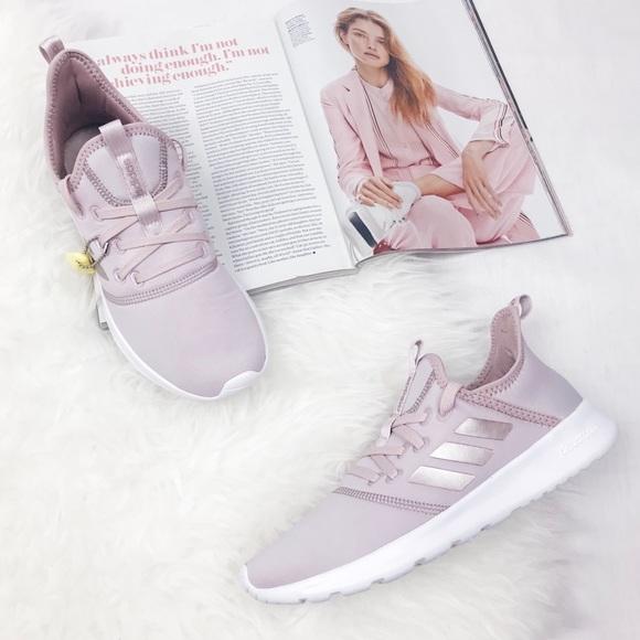 NWT ADIDAS Women s Cloudfoam Pure Running Shoe NWT 3f9ec704b